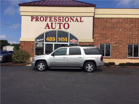 2004 Chevrolet TrailBlazer EXT for sale in Fort Wayne, IN