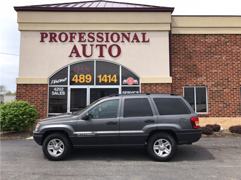 2003 Jeep Grand Cherokee for sale in Fort Wayne, IN