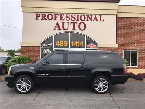 2013 Cadillac Escalade ESV for sale in Fort Wayne, IN