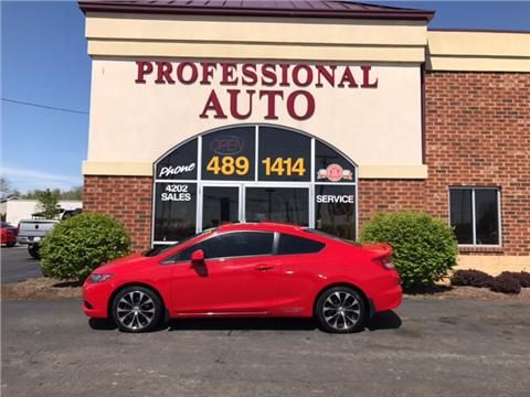 2013 Honda Civic for sale in Fort Wayne, IN