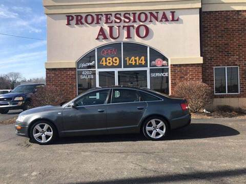 2007 Audi A6 for sale in Fort Wayne, IN