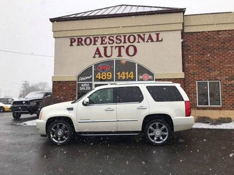 2010 Cadillac Escalade for sale in Fort Wayne, IN