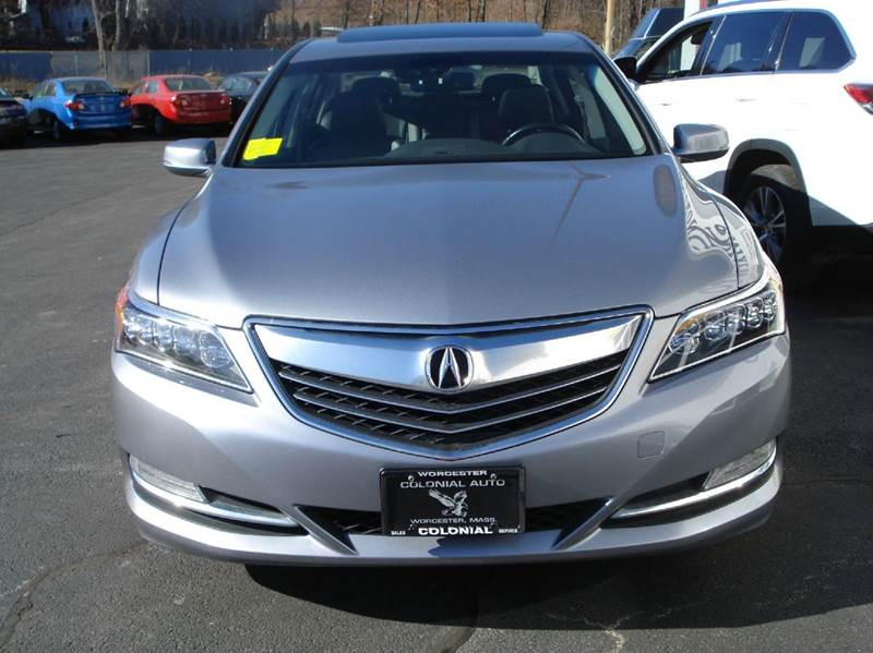 2014 Acura RLX 4dr Sedan w/Technology Package - Worcester MA