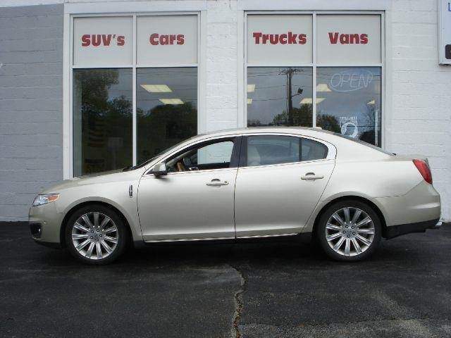 2010 Lincoln MKS for sale in WORCESTER MA