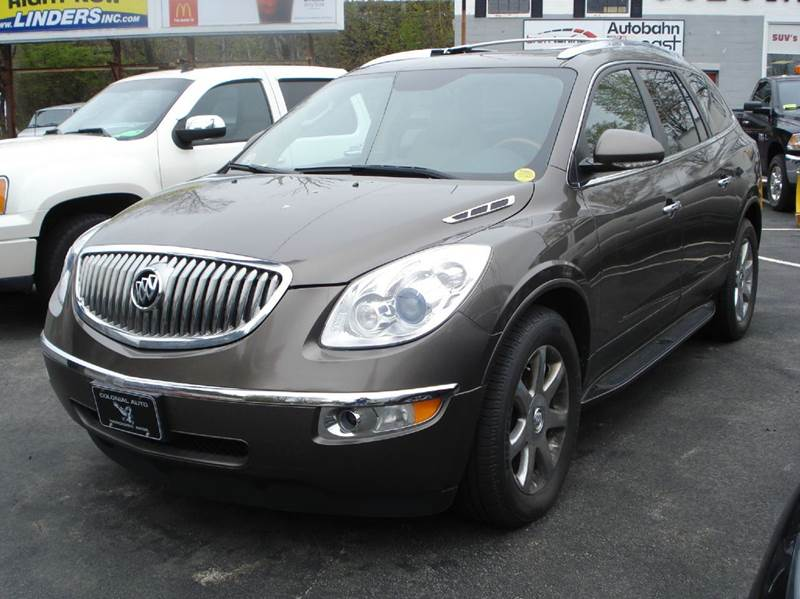 2008 Buick Enclave AWD CXL 4dr SUV - Worcester MA