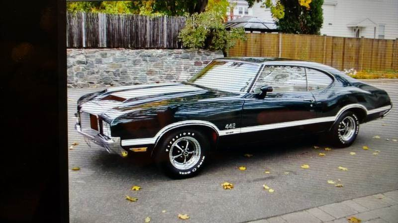1971 Oldsmobile 442 W30 - Worcester MA