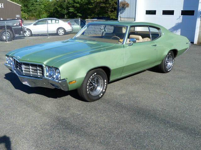 1970 Buick Skylark N/A - Worcester MA