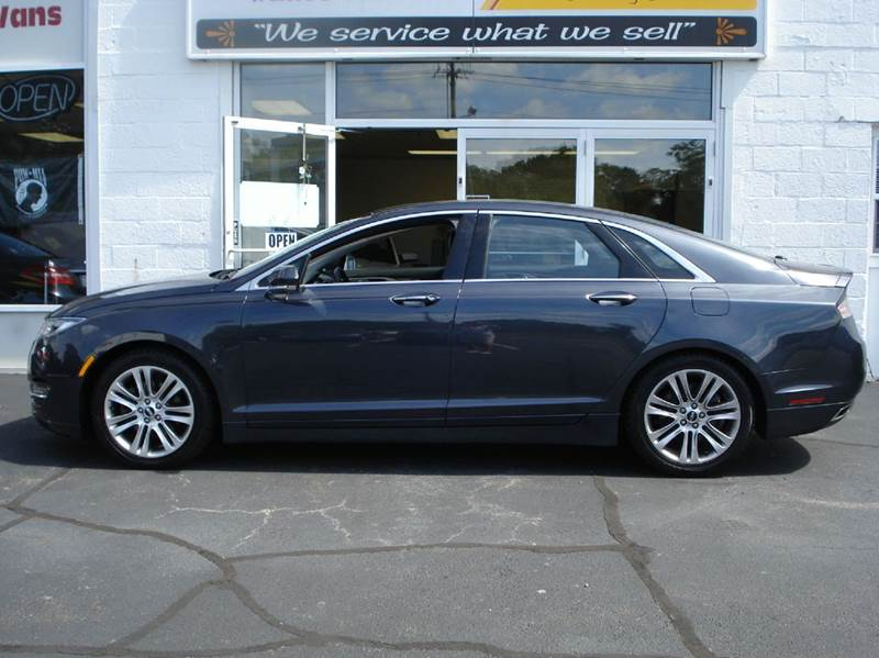 2013 Lincoln MKZ AWD 4dr Sedan - Worcester MA