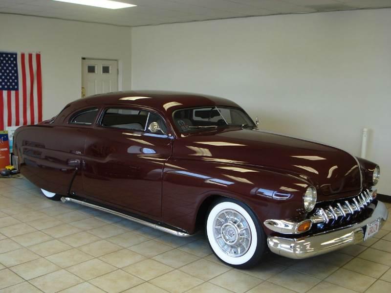 1951 Mercury 200 Leadsled - Worcester MA