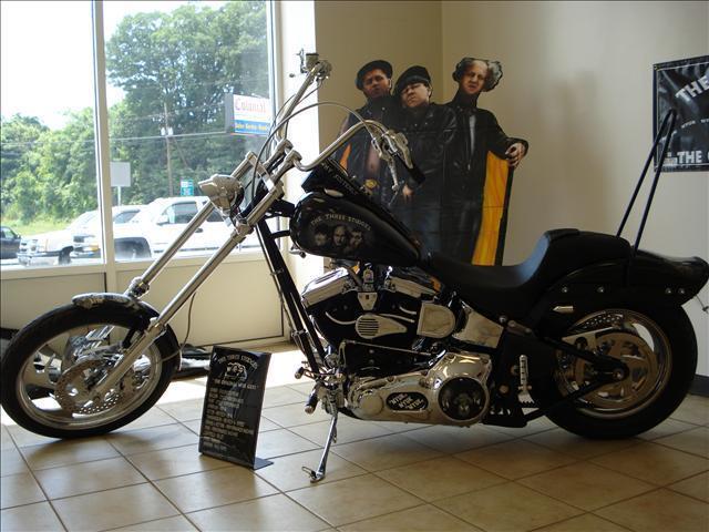 2002 CHOPPER SOFTAIL  - Worcester MA