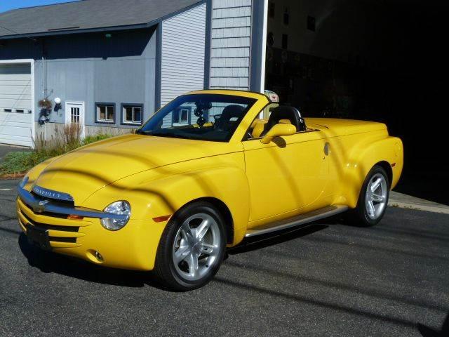 2004 Chevrolet SSR 2dr Regular Cab Convertible LS Rwd SB - Worcester MA