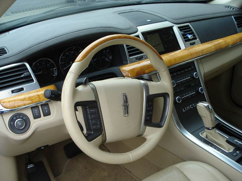 2010 Lincoln MKS AWD EcoBoost 4dr Sedan - Worcester MA
