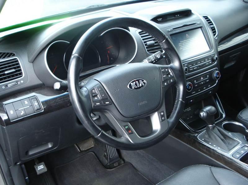 2014 Kia Sorento AWD SX 4dr SUV - Worcester MA