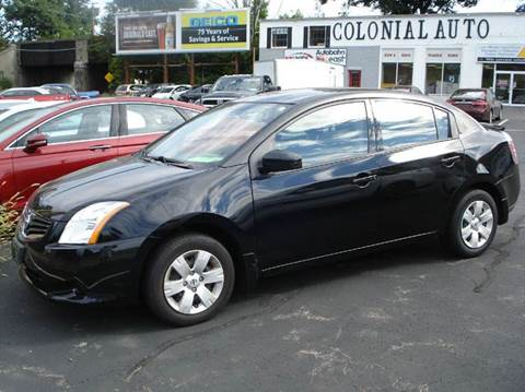 2012 Nissan Sentra for sale in Worcester, MA
