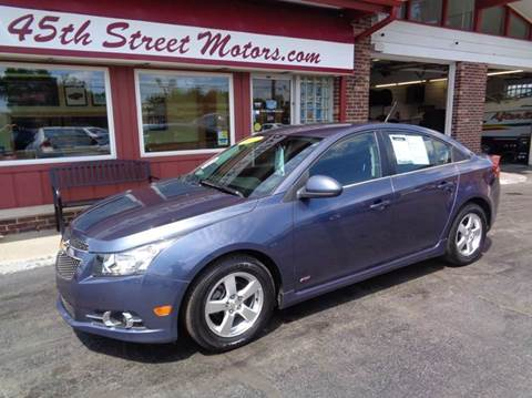 2014 Chevrolet Cruze for sale in Highland IN