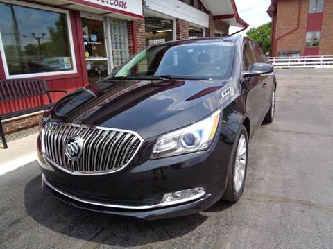2014 Buick LaCrosse for sale in Highland IN
