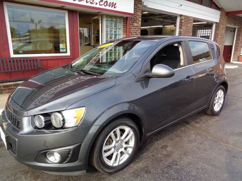 2012 Chevrolet Sonic for sale in Highland IN