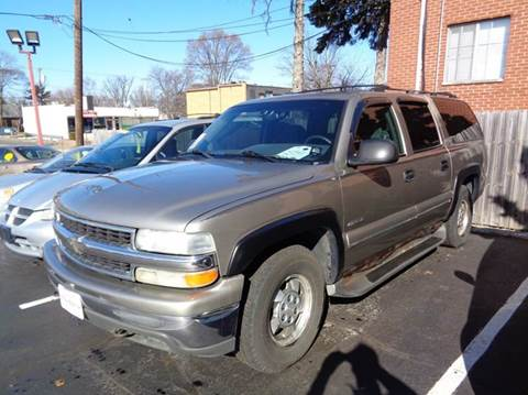 2000 Chevrolet Suburban for sale in Highland, IN