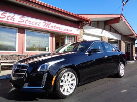 2014 Cadillac CTS for sale in Highland, IN