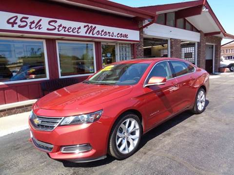2014 Chevrolet Impala for sale in Highland IN