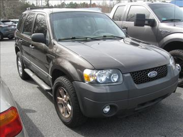 2007 Ford Escape for sale in Loganville, GA