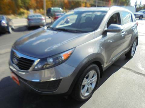 2011 Kia Sportage for sale in Hooksett, NH