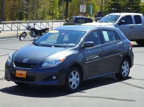 2010 Toyota Matrix for sale in Hooksett, NH