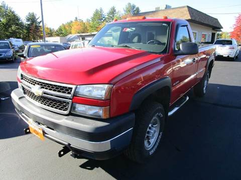 2007 Chevrolet Silverado 3500 Classic for sale in Hooksett, NH