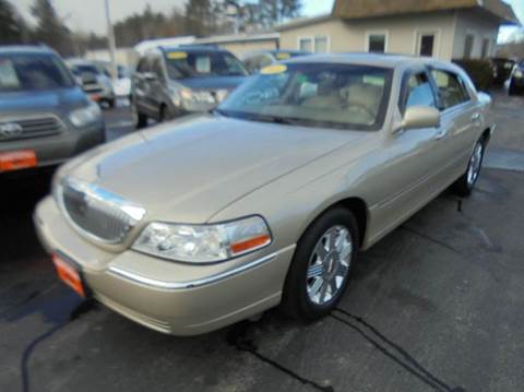 2005 Lincoln Town Car for sale in Hooksett, NH