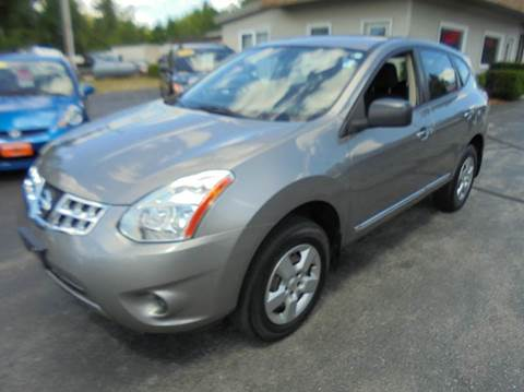 2011 Nissan Rogue for sale in Hooksett, NH