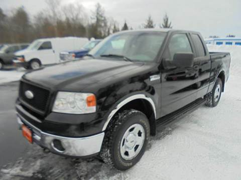 2006 Ford F-150 for sale in Hooksett, NH