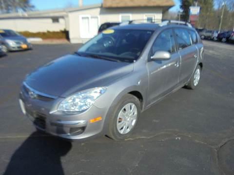 2011 Hyundai Elantra Touring for sale in Hooksett, NH