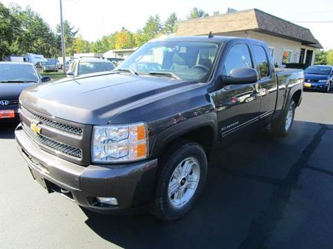 2010 Chevrolet Silverado 1500 for sale in Hooksett, NH
