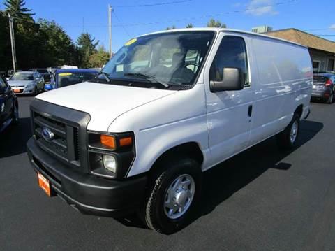 2012 Ford E-Series Cargo for sale in Hooksett, NH