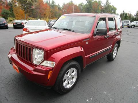 2012 Jeep Liberty for sale in Hooksett, NH