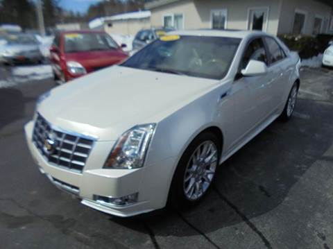 2012 Cadillac CTS for sale in Hooksett, NH