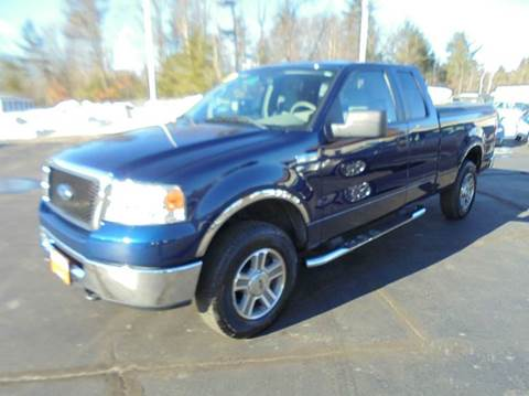 2007 Ford F-150 for sale in Hooksett, NH