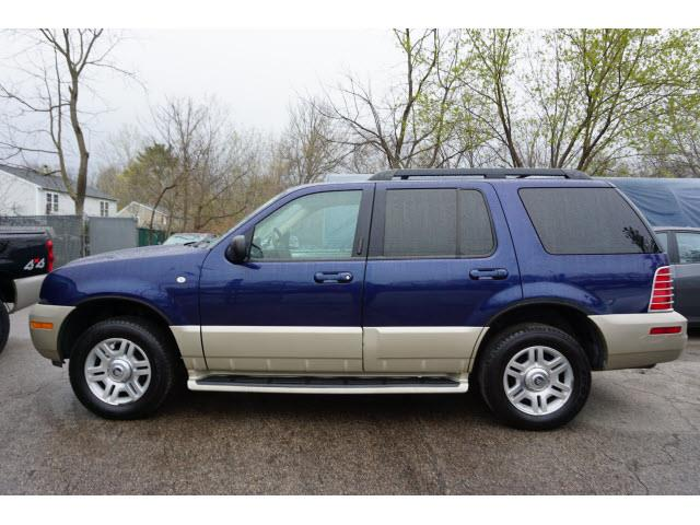 2005 Mercury Mountaineer Awd 4dr Suv In Brockton Ma Absolute Auto Sales