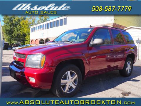 2006 Chevrolet TrailBlazer for sale in Brockton, MA