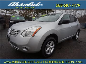 2010 Nissan Rogue for sale in Brockton, MA