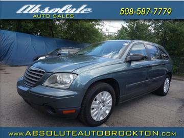 2005 Chrysler Pacifica for sale in Brockton, MA