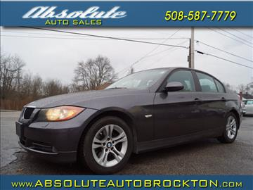 2008 BMW 3 Series for sale in Brockton, MA