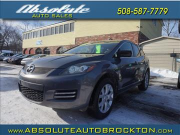 2007 Mazda CX-7 for sale in Brockton, MA