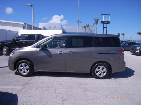 2014 Nissan Quest for sale in Key West, FL