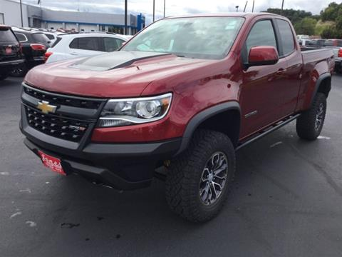2018 Chevrolet Colorado for sale in Richland Center, WI