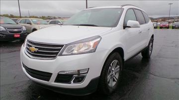 2016 Chevrolet Traverse for sale in Richland Center, WI