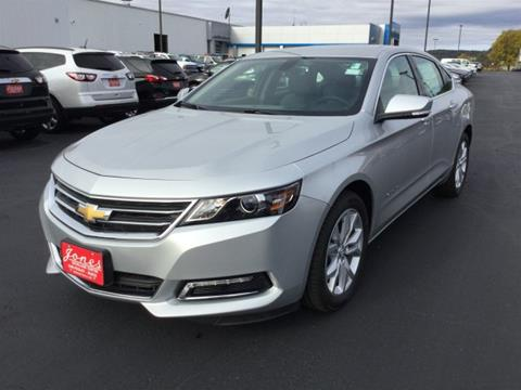 2018 Chevrolet Impala for sale in Richland Center, WI