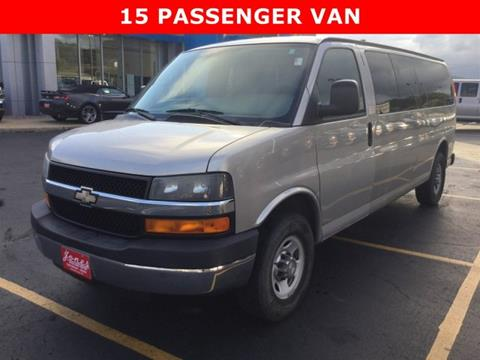 2009 Chevrolet Express Passenger for sale in Richland Center, WI