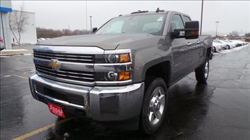 2017 Chevrolet Silverado 2500HD for sale in Richland Center, WI