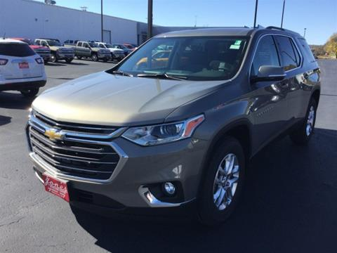 2018 Chevrolet Traverse for sale in Richland Center, WI